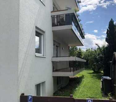 Gepflegte Wohnung mit dreieinhalb Zimmern und Balkon in Filderstadt (EBK kann übernommen werden)