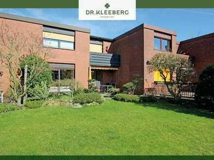 Barrierefreie Terrassenwohnung mit Gartenzugang in Münster-Hiltrup