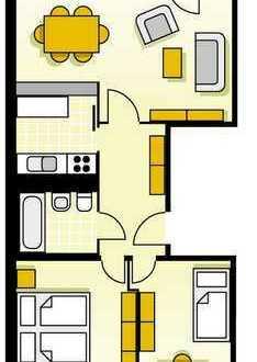Wohnen in Spreenähe! 2 Zimmerwohnung sucht neue Mieter