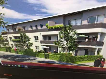 Neubau-2-Zimmer-Penthouse-Wohnung mit TG und Aussenstellplatz in bevorzugter Wohnlage