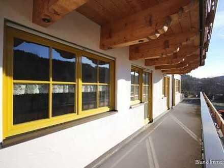 Helle und großzügige Erdgeschosswohnung - in Missen-Wilhams