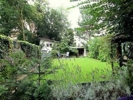 Luxuriöses Garten- und stylisches City-Wohnen für Best-Ager, Jetsetter oder Trendsetter am Zoo/Flora