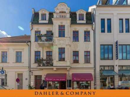 Bild_Großzügige Dachgeschosswohnung im Stadtzentrum mit zwei Balkonen
