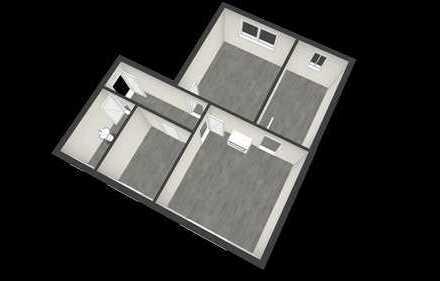 Nette 3-Zimmer-Wohnung in Augsburg Göggingen. Kapitalanlage