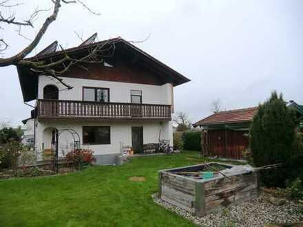 Einfamilienhaus in sonniger, ruhiger Wohnlage von Tittmoning/Törring zu vermieten!