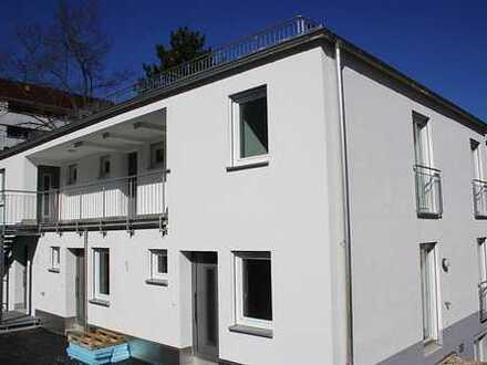 *NEUBAU - EG mit Garten W 3 ROLLSTUHLGERECHT - Augsburg-Pfersee* ruhige zentrale Lage