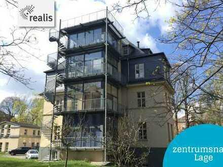 Der erste Eindruck zählt+repräsentative Büroetage für Ihr Unternehmen+TOP Lage Chemnitz-Kaßberg