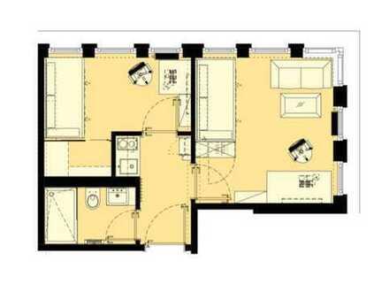 2-Zimmer-Studenten-Apartment direkt gegenüber vom Harburger HBF