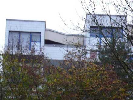 UNIVIERTEL-Augsburg-DACHMAISONETTE im 7.OG Balkon und 8.OG Dachterasse-5ZKB-140qm,Haus im Haus