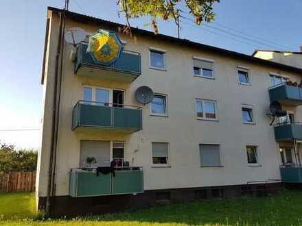 Schöne 3 Zi.-Wohnung in 74821 Mosbach - Diedesheim zu verkaufen