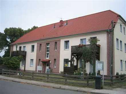 modernisierte 2-Zimmer-Erdgeschosswohnung in Samswegen