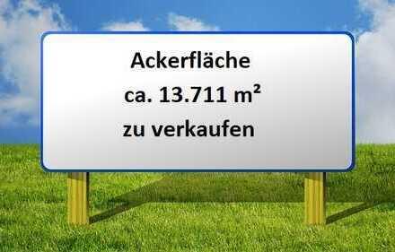 Sachwerte lohnen sich! Ackerfläche FlurNr. 166 in Leipheim mit ca. 13711 m²