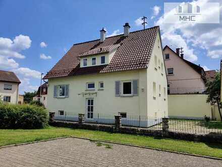 Einfamilienhaus mit zusätzlichem Bauplatz in Spraitbach zu verkaufen