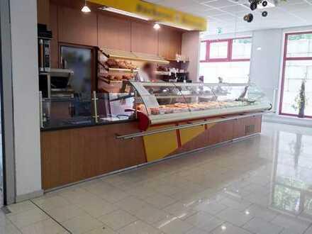 Bäckereifläche im Penny Markt