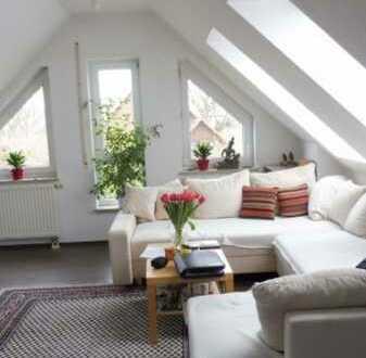 Neuwertige 2-Raum-Wohnung mit Balkon und Einbauküche in Haigerloch