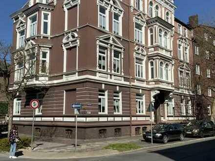Denkmalgeschütztes 9 Parteien Haus in der Wilhemshavener Südstadt, Wassernah, Angebote ab 750.000
