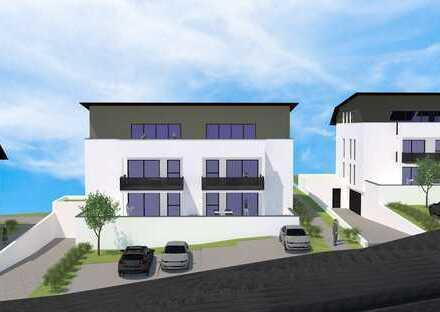 2-Zimmer-Penthouse-Wohnung in Haus B