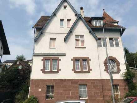 81 m² Wohnung im 1. OG in Birkenfeld (Nähe Pforzheim)