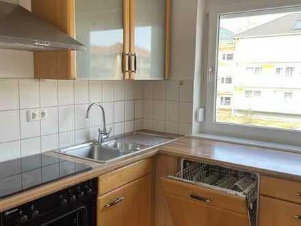 Freundliche 3-Raum-Wohnung mit EBK und Balkon in Donaueschingen