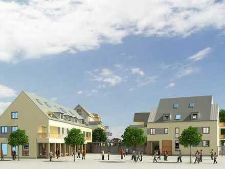 Erstbezug: Praxisräume mitten im Geschehen am Marktplatz von Maintal-Bischofsheim!