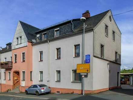 Helle Drei-Zimmer-Wohnung zur Miete in Konradsreuth