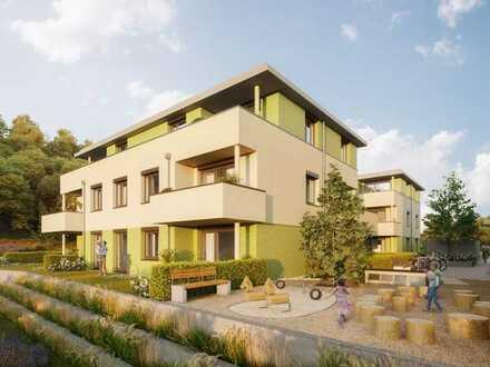 Wohnen auf der Sonnenseite: 3-Zimmer-Wohnung mit idealem Grundriss - WE314
