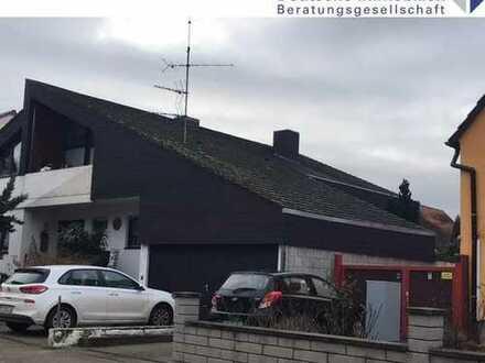Sehr großzügiges Einfamilienwohnhaus mit Doppelgarage in Rödersheim