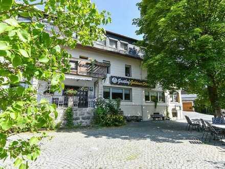 Traditions-Landgasthof in Ortsmitte