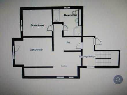 Erstbezug: geräumige 2,5-Zimmer-Wohnung mit gehobener Innenausstattung in Bergstraße Bürstadt
