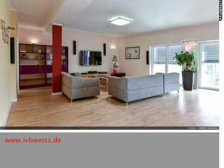 RARITÄT! Riesiges Luxus-Penthouse mit ca. 80 m² Aufdachterrasse in Reinickendorf