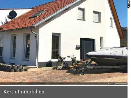 - Kerth Immobilien - Doppelhaushälfte im Neubaugebiet von Beindersheim