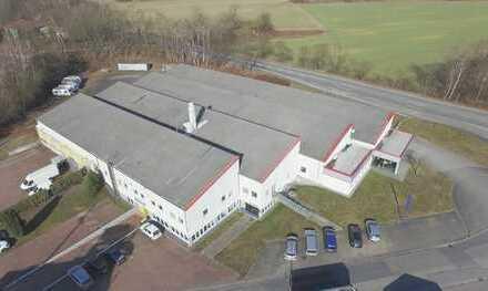 Gewerbehalle und Büroräume im Schwerter Industriegebiet