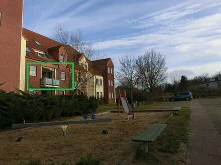 4-Zimmer-Wohnung im grünen Wohnpark Joachimsthal