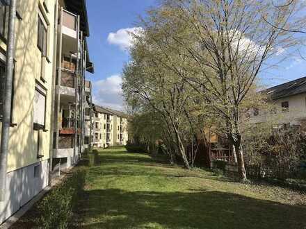 Rundum passend! Gemütliche 1-Zimmerwohnung in Ortsrandlage von Mainz- Laubenheim