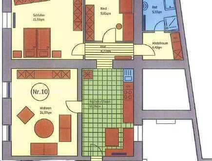 Freundliche 3 Zimmer Wohnung EG