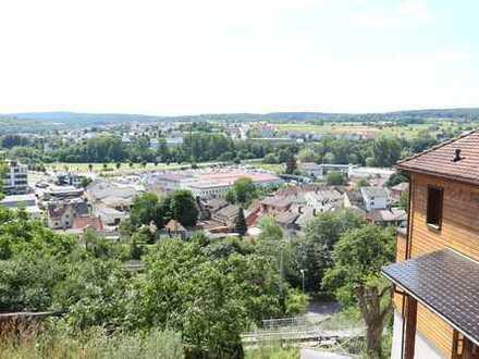 **Besonderes Bauträgergrundstück 3.668m² in Niefern-Vorort mit TOP-Aussicht (§34 BauGB)**