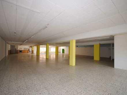 Gewerberäume im Zentrum von Markt Röhrbach - teilbar ab 40 m²