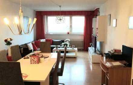 Kapitalanlage: Helle 4-Zimmer-Wohnung in Liederbach