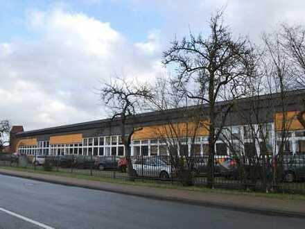 Repräsentativer Gebäudekomplex , teilbar für Büro, Halle und Produktion