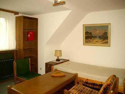Möblierte 1 Zi-Wohnung, renoviert