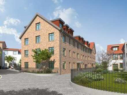 2,5-Zimmer-Dachgeschosswohnung auf ca. 79 m² Wohnfläche