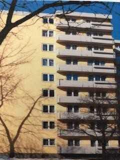 Modernisierte 2-Zimmer-Wohnung mit Balkon in Kaufbeuren