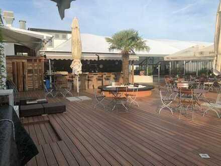 Restaurant & Events Location mit Große Terrasse & Parkplätze gegen einen Abstand zur Übernehmen