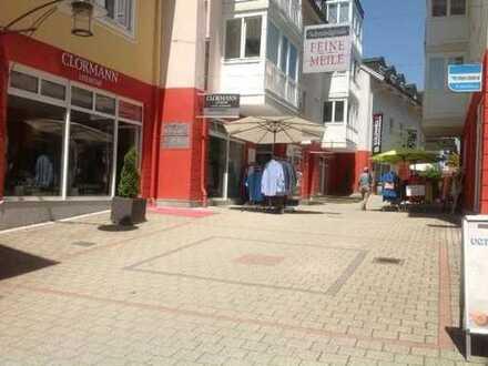 2 Ladenräume, bestens auch geeignet als Praxis/ Büro - Top Lage - Fußgängerzone
