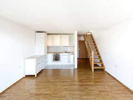 Moderne Dachgeschosswohnung in beliebter Lage