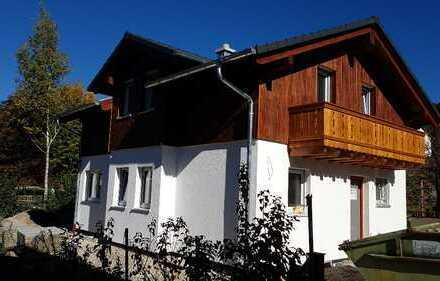 Modernes Einfamilienhaus mit Terrasse und Garten in ruhiger Lage im Herzen von Garmisch- P.