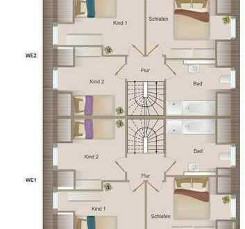 FAMILIENGLÜCK & NATURNAH - Moderne DHH in idyllischer Lage mit Einliegerwohnung & S-Bahnanschluss