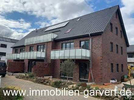 Neubau! Maisonette-Wohnung im Dachgeschoss mit Dachterrasse in ruhiger Lage von Borken
