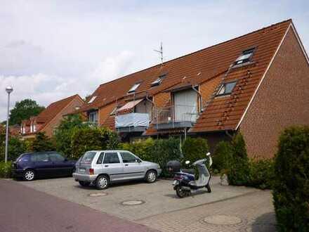 Maisonette- Wohnung in ruhiger Wohnlage! Greven-Reckenfeld