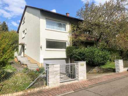 1 - 2 Familienhaus in sonniger, ruhiger Lage mit Garten - Privatanbieter